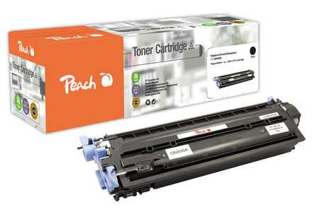 Peach  Tonermodul schwarz kompatibel zu HP LaserJet CP 2600