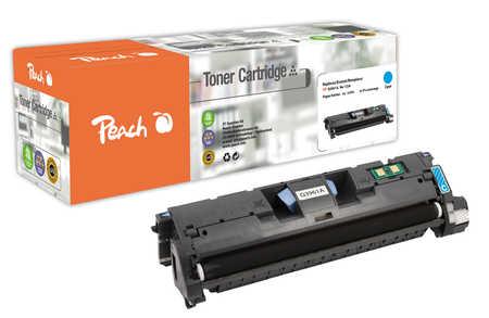 Peach  Tonermodul cyan kompatibel zu HP Color LaserJet 2550