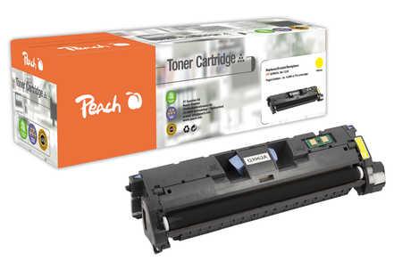 Peach  Tonermodul gelb kompatibel zu HP Color LaserJet 2550