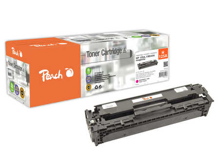 Peach  Tonermodul magenta kompatibel zu HP Color LaserJet CP 1515 N