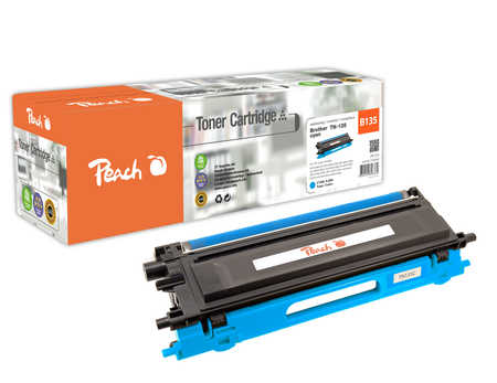 Peach  Tonermodul cyan kompatibel zu Brother HL-4040 CN