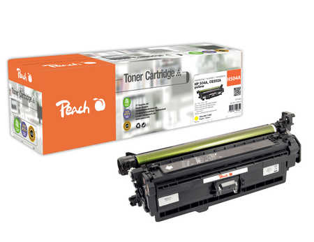 Peach  Tonermodul gelb, kompatibel zu HP Color LaserJet CM 3500 Series