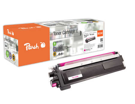 Peach  Tonermodul magenta, kompatibel zu Brother MFC-9320 CW