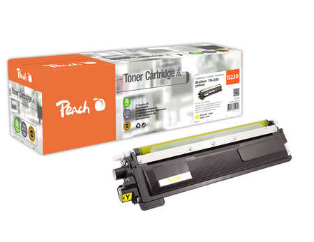Peach  Tonermodul gelb, kompatibel zu Brother MFC-9320 CW