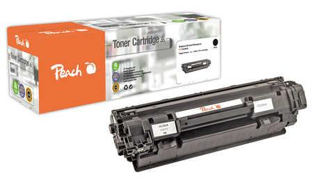 Peach  Tonermodul schwarz kompatibel zu HP LaserJet Pro P 1100 Series