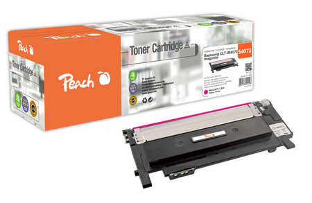 Peach  Tonermodul magenta kompatibel zu Samsung CLP-320 Series