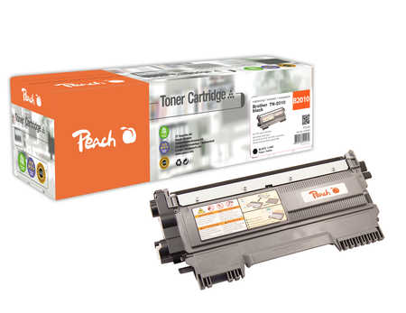 Peach  Tonermodul schwarz kompatibel zu Brother HL-2130