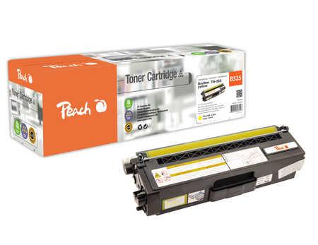 Peach  Tonermodul gelb, kompatibel zu Brother HL-4150 CDN