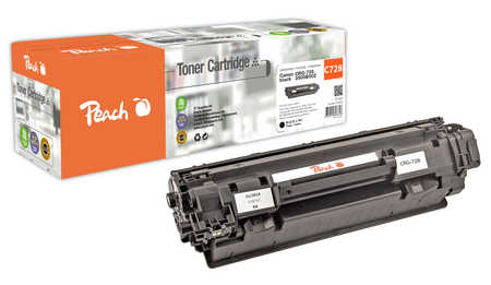 Peach  Tonermodul schwarz kompatibel zu Canon iSENSYS MF 4410