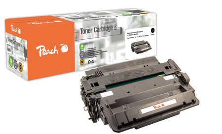 Peach  Tonermodul HC schwarz kompatibel zu HP LaserJet Enterprise P 3015