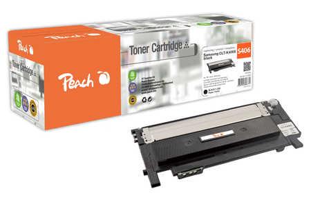 Peach  Tonermodul schwarz kompatibel zu Samsung CLP-360 N