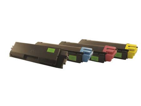 Peach  Spar Pack Tonermodule kompatibel zu Kyocera FSC 5250 DN