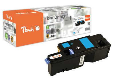 Peach  Tonermodul cyan kompatibel zu Xerox Phaser 6000