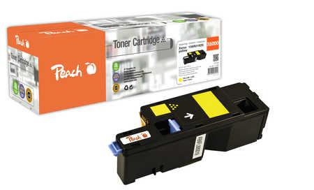 Peach  Tonermodul gelb kompatibel zu Xerox Phaser 6000