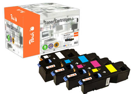 Peach  Spar Pack Tonermodule kompatibel zu Xerox Phaser 6000