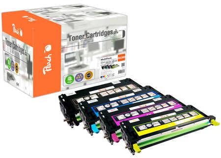 Peach  Spar Pack Tonermodule kompatibel zu Xerox Phaser 6280 DN