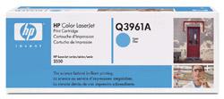 Original  Tonerpatrone cyan HP Color LaserJet 2550
