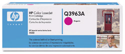Original  Tonerpatrone gelb HP Color LaserJet 2550