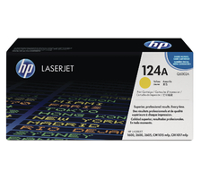 Original  Tonerpatrone gelb HP LaserJet CP 2600