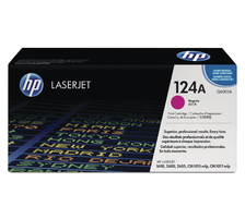 Original  Tonerpatrone magenta HP LaserJet CP 2600