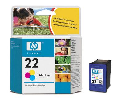 Original  Tintenpatrone color HP OfficeJet 4625