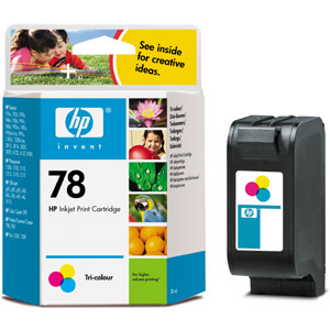 Original  Tintenpatrone color HP DeskJet 959 C
