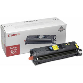 Original  Tonerpatrone gelb Canon Lasershot LBP-5200