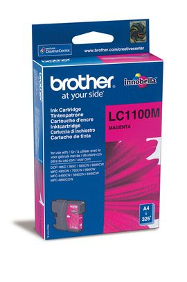 Original  Tintenpatrone magenta Brother MFC-6490 CW