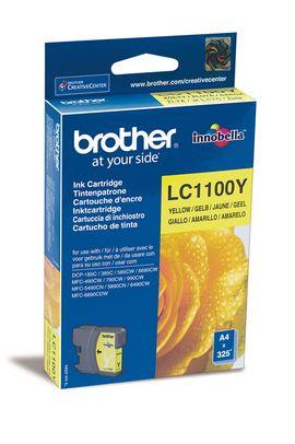 Original  Tintenpatrone gelb Brother MFC-6490 CW