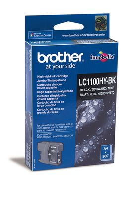 Original  Tintenpatrone schwarz High Capacity Brother MFC-6490 CW