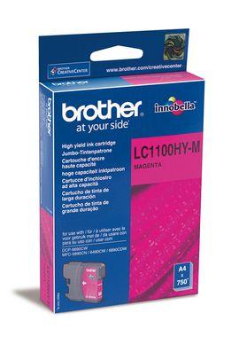 Original  Tintenpatrone magenta High Capacity Brother MFC-6490 CW