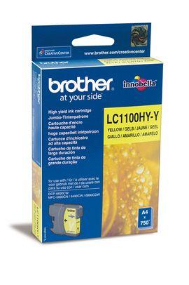 Original  Tintenpatrone gelb High Capacity Brother MFC-6490 CW
