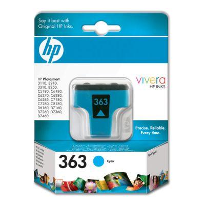 Original  Tintenpatrone cyan HP PhotoSmart 8250