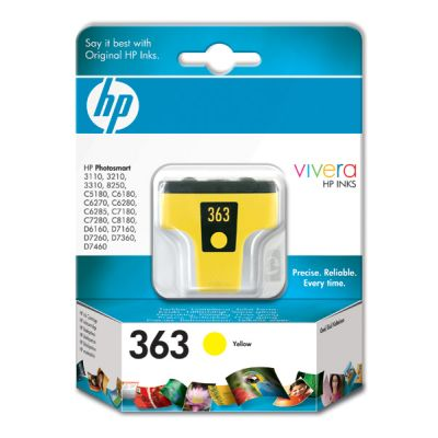 Original  Tintenpatrone gelb HP PhotoSmart C 6280