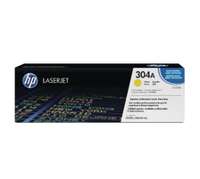 Original  Tonerpatrone gelb HP Color LaserJet CM 2320 FXI MFP