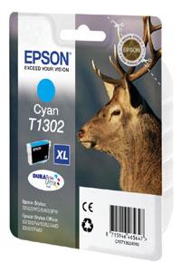 Original  Tintenpatrone cyan Epson Stylus SX 525 WD