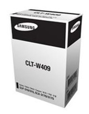 Original  Rest Toner Behälter Samsung CLP-320 N