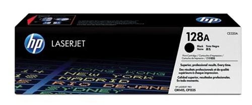 Original  Tonerpatrone schwarz HP LaserJet CP 1525