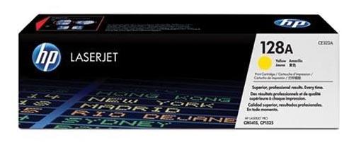 Original  Tonerpatrone gelb HP LaserJet CP 1525