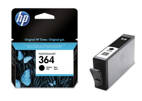 Original  Tintenpatrone schwarz, HP PhotoSmart C 5390