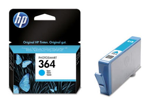 Original  Tintenpatrone cyan, HP PhotoSmart C 5390