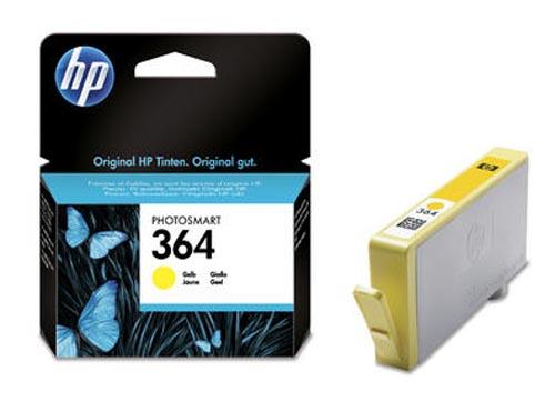 Original  Tintenpatrone gelb, HP PhotoSmart C 5390