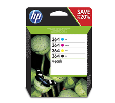 Original  Combopack Tinte schwarz, color, HP PhotoSmart C 5390
