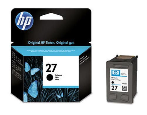 Original  Tintenpatrone schwarz, HP DeskJet 3420