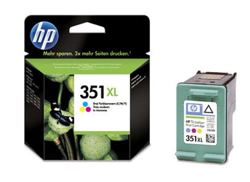 Original  Tintenpatrone color, HP OfficeJet J 5780