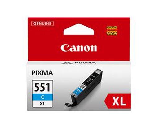 Original  Tintenpatrone XL cyan Canon Pixma MX 725