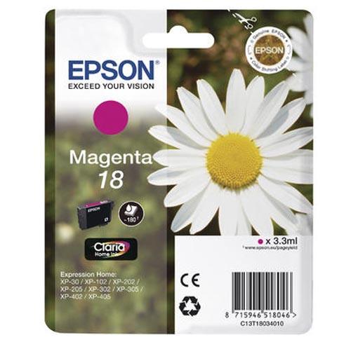 Original  Tintenpatrone magenta Epson Expression Home XP-302