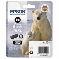 Original  Tintenpatrone XL foto schwarz Epson Expression Premium XP-700