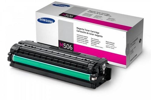 Original  Tonerpatrone magenta Samsung CLP-680