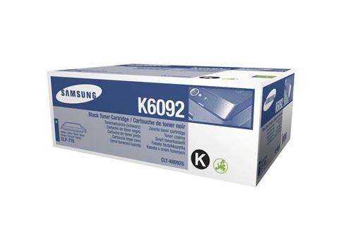 Original  Tonerpatrone schwarz Samsung CLP-775 ND